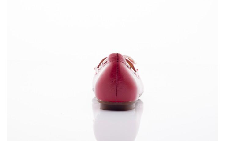 Bayla 1007-58 red emboss - bayla - nasze marki 4