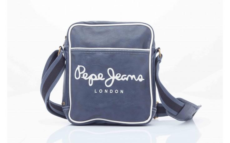 Pepe jeans kabien bag blue - pepe jeans  - nasze marki 1