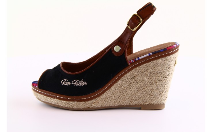 Tom tailor 5490802 black 3