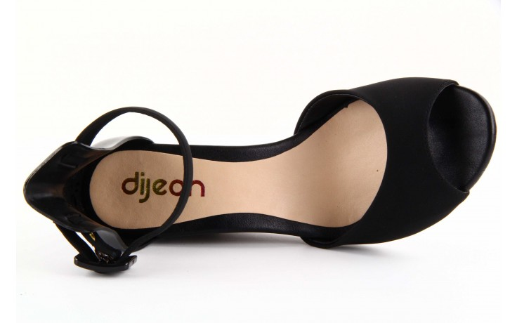 Dijean 456 710 nobuck black - dijean - nasze marki 5