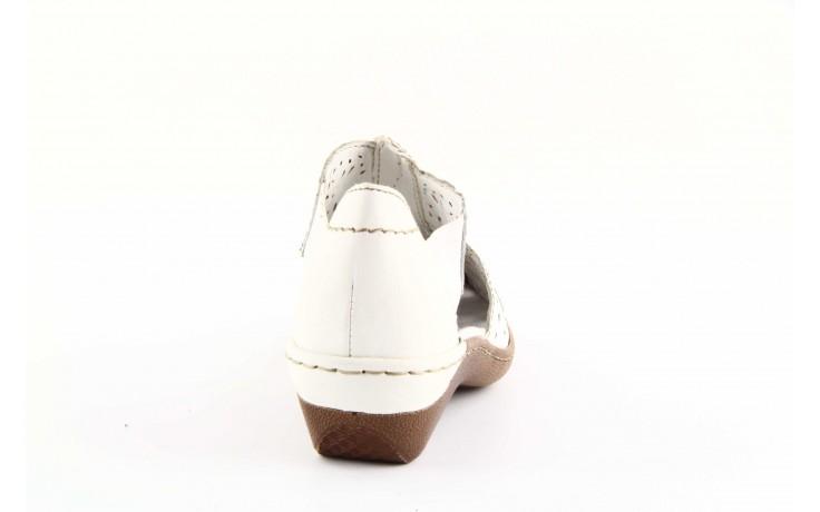Rieker 48367-80 white