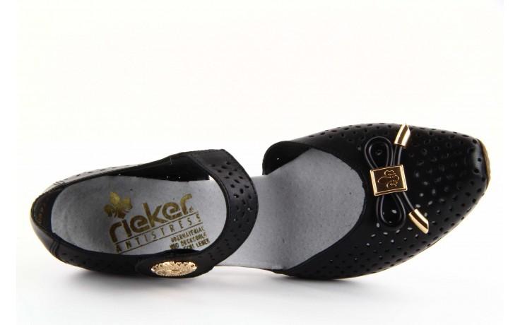Rieker 49770-00 black 4