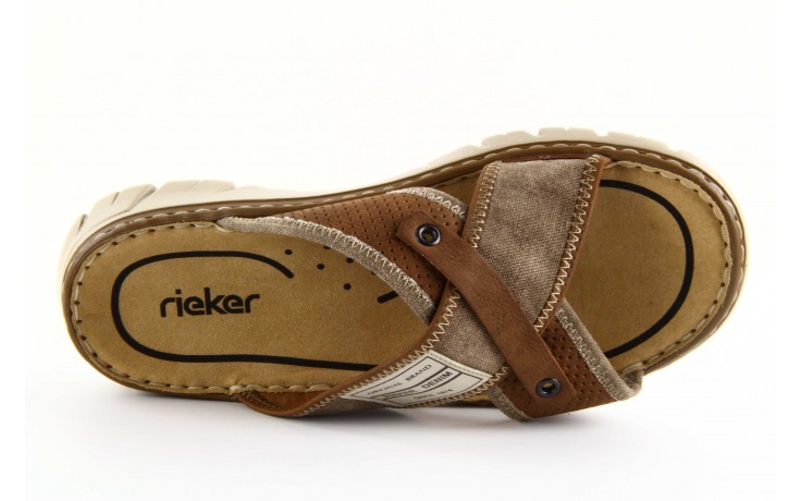 Rieker 26764-25 brown combination 3