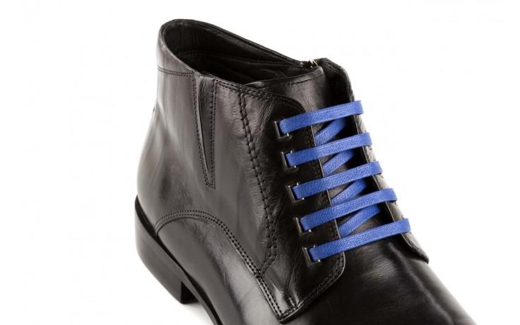 Trzewiki john doubare y1051-12-10 black, czarny, skóra naturalna - wizytowe - trzewiki - buty męskie - mężczyzna 5