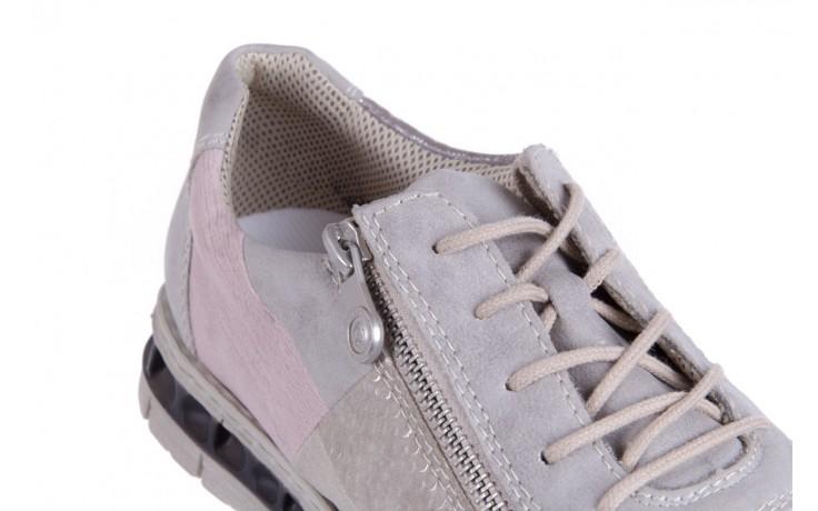 Rieker m2840-40 grey combination 5