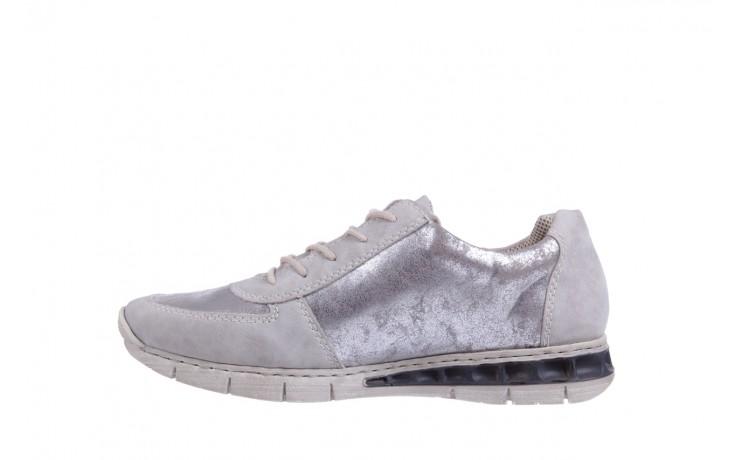 Rieker m2840-40 grey combination 2