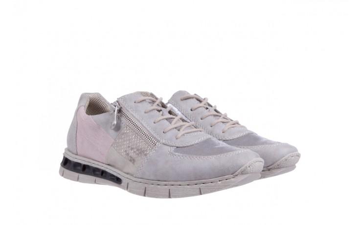 Rieker m2840-40 grey combination 1