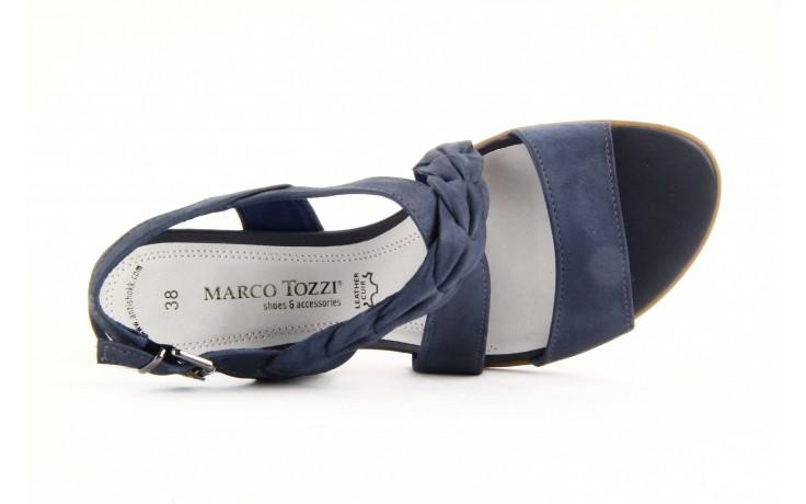 Marco tozzi 28356 navy antic 3