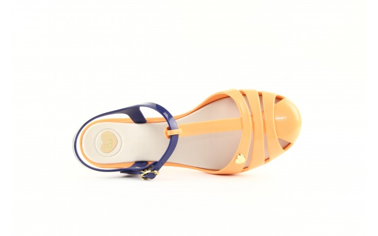 Mel 32115 orange-blue-beige - nasze marki 4