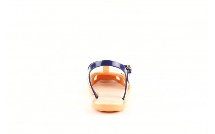 Mel 32115 orange-blue-beige - nasze marki 1