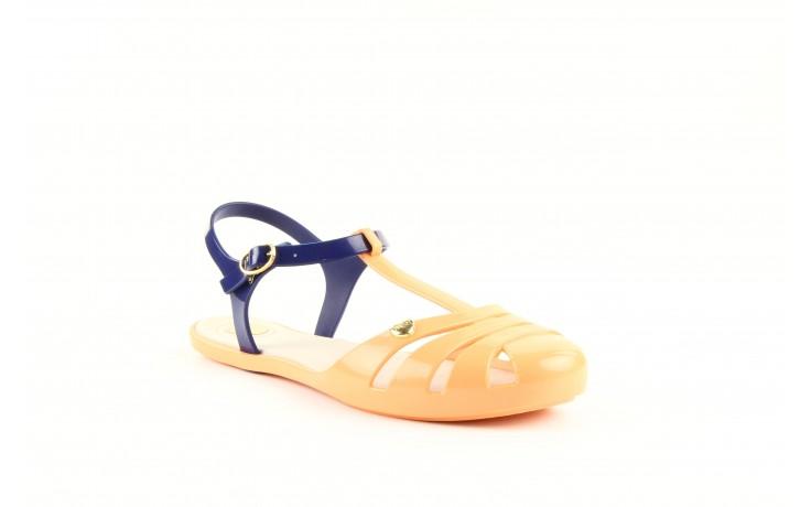 Mel 32115 orange-blue-beige - nasze marki 2