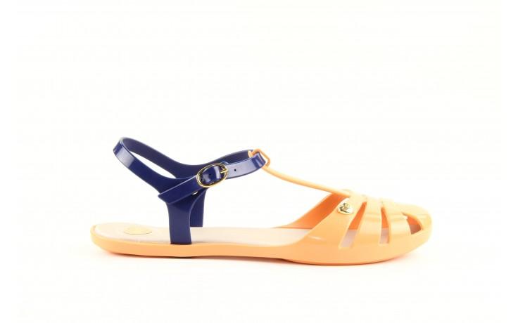 Mel 32115 orange-blue-beige - nasze marki 3