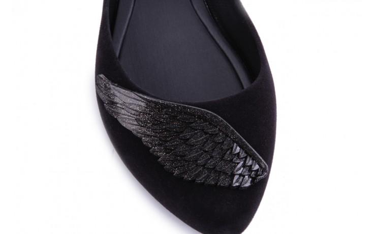 Mel 32149 black flocked - nasze marki 5