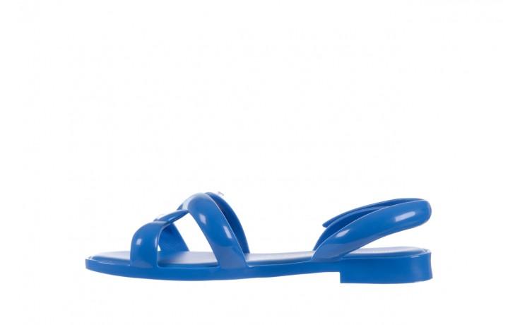 Sandały melissa tube sandal jeremy sc blue, niebieski, guma - melissa - nasze marki 2