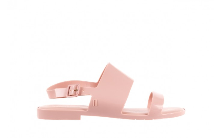 Sandały melissa classy ad light pink, róż, guma - sandały - melissa - nasze marki