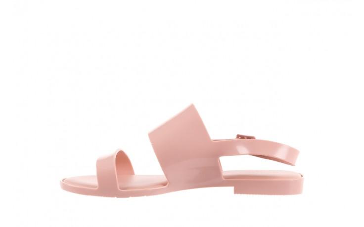 Sandały melissa classy ad light pink, róż, guma - sandały - letnie hity cenowe 2