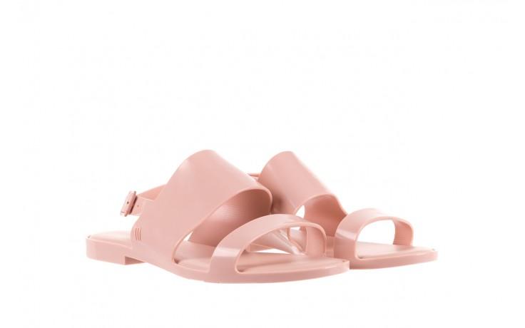 Sandały melissa classy ad light pink, róż, guma - sandały - melissa - nasze marki 1
