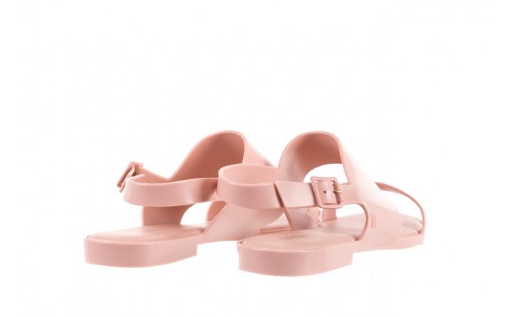 Sandały melissa classy ad light pink, róż, guma - sandały - melissa - nasze marki 3