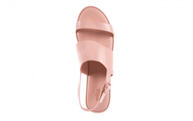 Sandały melissa classy ad light pink, róż, guma - sandały - letnie hity cenowe 4