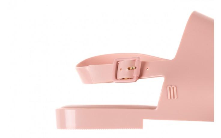 Sandały melissa classy ad light pink, róż, guma - sandały - letnie hity cenowe 5