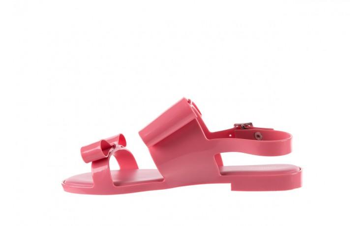 Sandaly melissa classy ii ad pink, róż, guma 2
