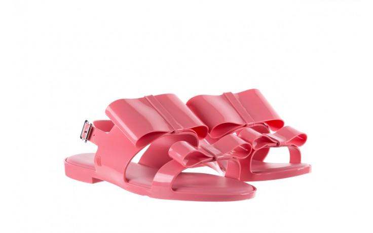 Sandaly melissa classy ii ad pink, róż, guma 1