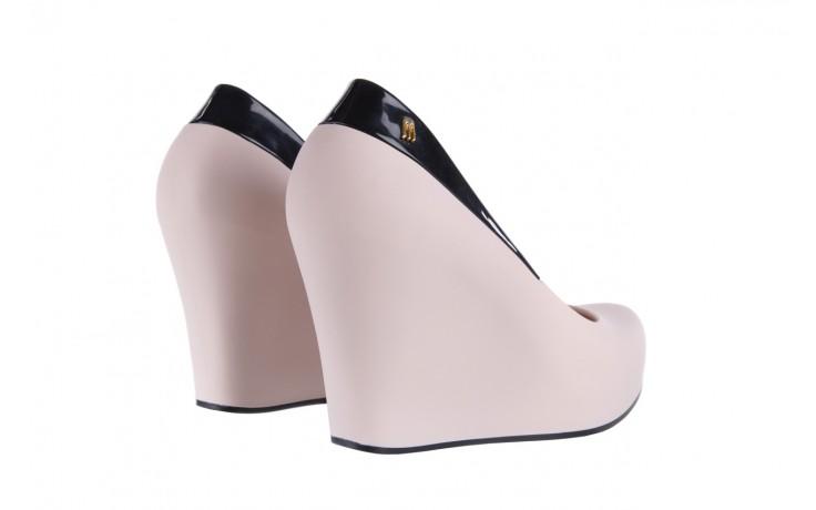 Melissa queen wedge ii ad pink/black - melissa - nasze marki 3