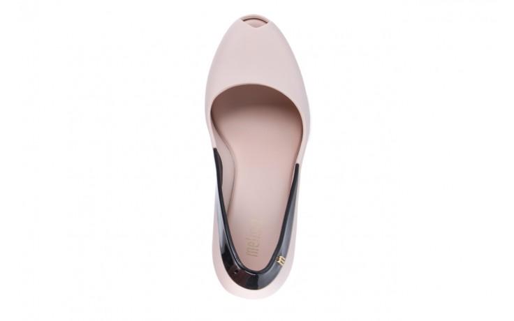 Melissa queen wedge ii ad pink/black - melissa - nasze marki 4
