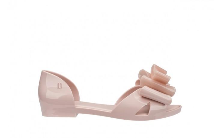 Baleriny melissa seduction ii ad light pink 18, róż, guma - melissa - nasze marki