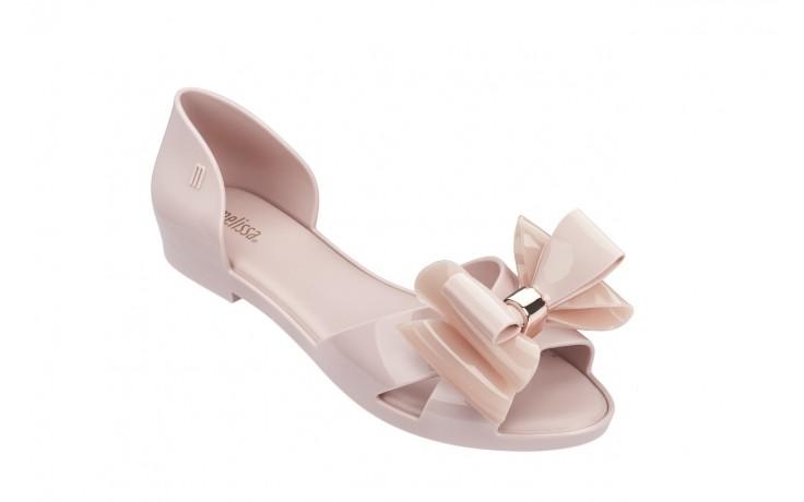 Baleriny melissa seduction ii ad light pink 18, róż, guma - melissa - nasze marki 1