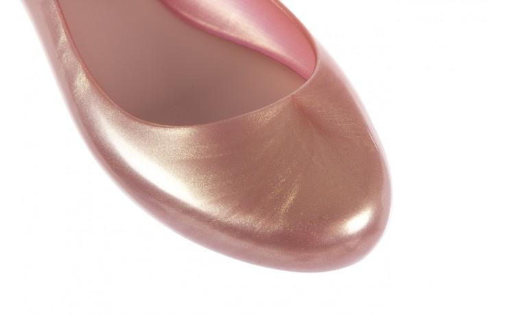 Melissa space love bow ii ad metallic pink - melissa - nasze marki 6