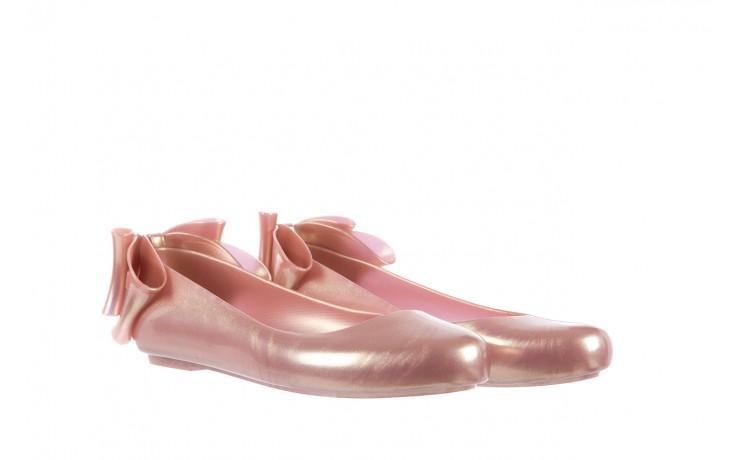 Melissa space love bow ii ad metallic pink - melissa - nasze marki 1