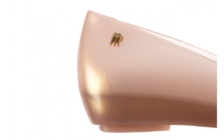 Baleriny melissa ultragirl fly ad pearlized beige, złoty, guma - melissa - nasze marki 6