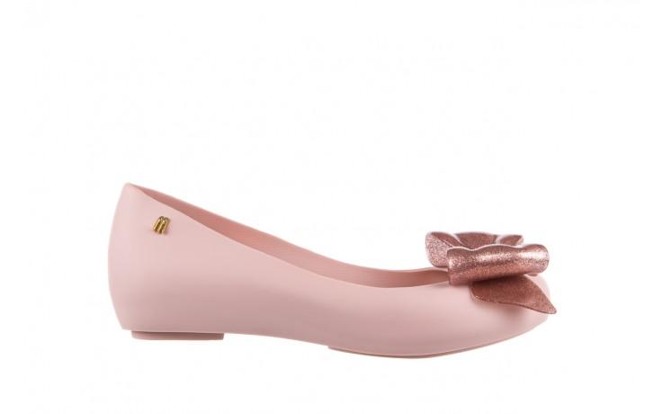 Baleriny melissa ultragirl sweet xiv ad light pink, róż, guma - melissa - nasze marki