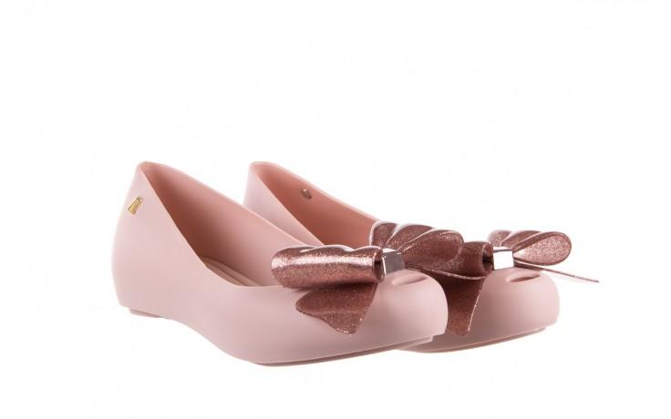 Baleriny melissa ultragirl sweet xiv ad light pink, róż, guma - melissa - nasze marki 1