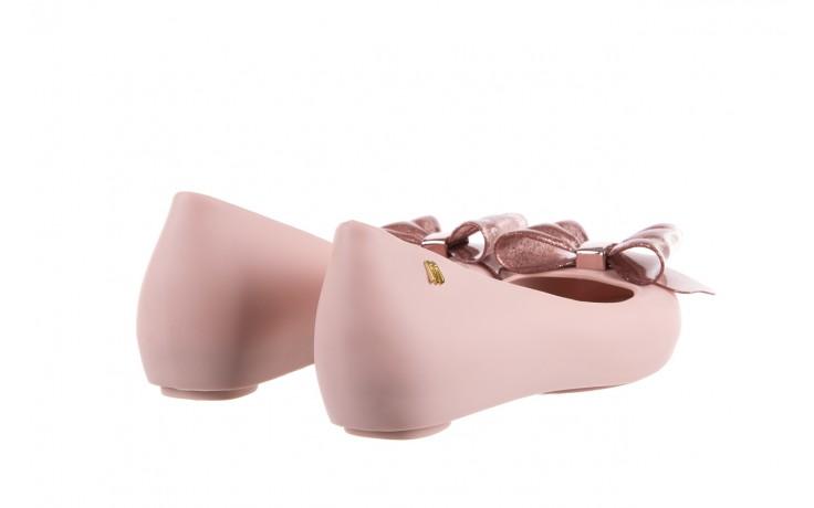 Baleriny melissa ultragirl sweet xiv ad light pink, róż, guma - melissa - nasze marki 3