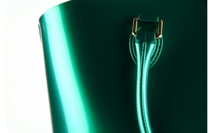 Torebka menghi 94 shopper verde metal - nasze marki