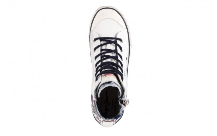 Pepe jeans pbs30173 industry jack zip 801 factory white - pepe jeans  - nasze marki 4