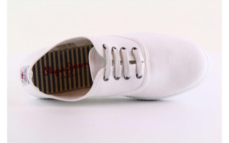 Pepe jeans pgs30006 800 white - pepe jeans  - nasze marki 5