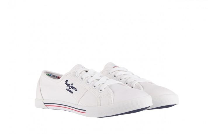 Pepe jeans pls30001 aberlady 800 white - pepe jeans  - nasze marki 1