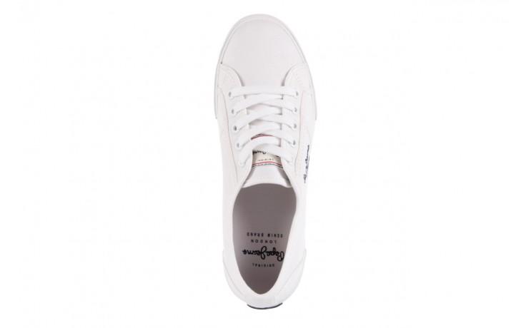 Pepe jeans pls30001 aberlady 800 white - pepe jeans  - nasze marki 4