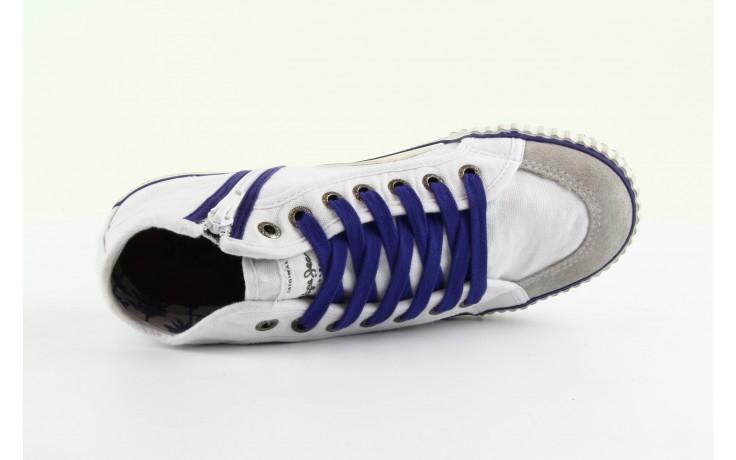 Pepe jeans pls30011 800 white - pepe jeans  - nasze marki 8