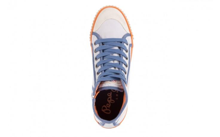Pepe jeans pls30236 industry basic 16 800 white - pepe jeans  - nasze marki 4