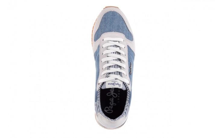 Pepe jeans pls30275 gable straps 576 washed navy - pepe jeans  - nasze marki 4