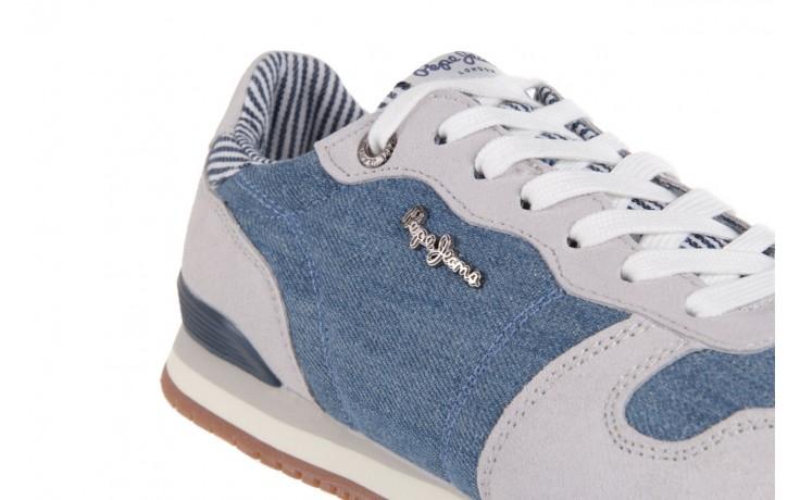 Pepe jeans pls30275 gable straps 576 washed navy - pepe jeans  - nasze marki 5