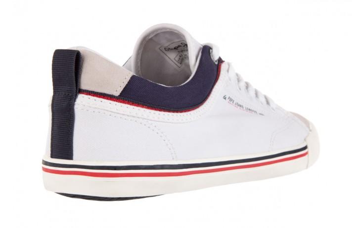Pepe jeans pms30198 britt piping 800 white - pepe jeans  - nasze marki 6
