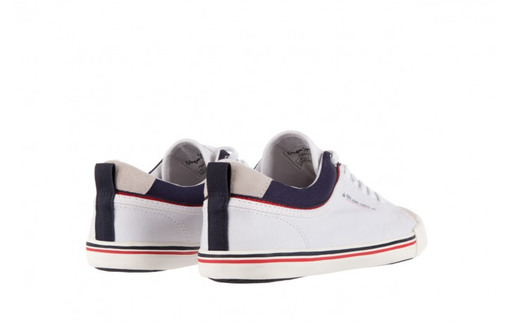 Pepe jeans pms30198 britt piping 800 white - pepe jeans  - nasze marki 3