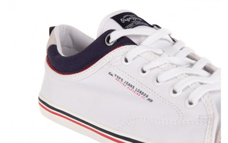 Pepe jeans pms30198 britt piping 800 white - pepe jeans  - nasze marki 5
