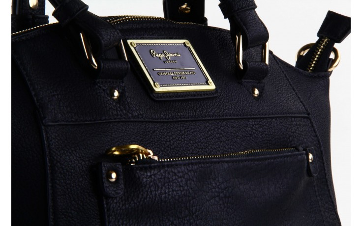 Pepe jeans torebka davina bag black  - pepe jeans  - nasze marki 5