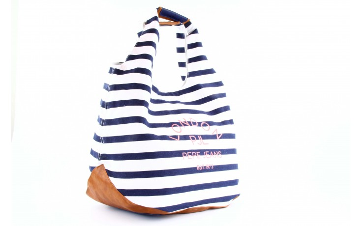 Pepe jeans torebka dorian bag navy  - pepe jeans  - nasze marki 2